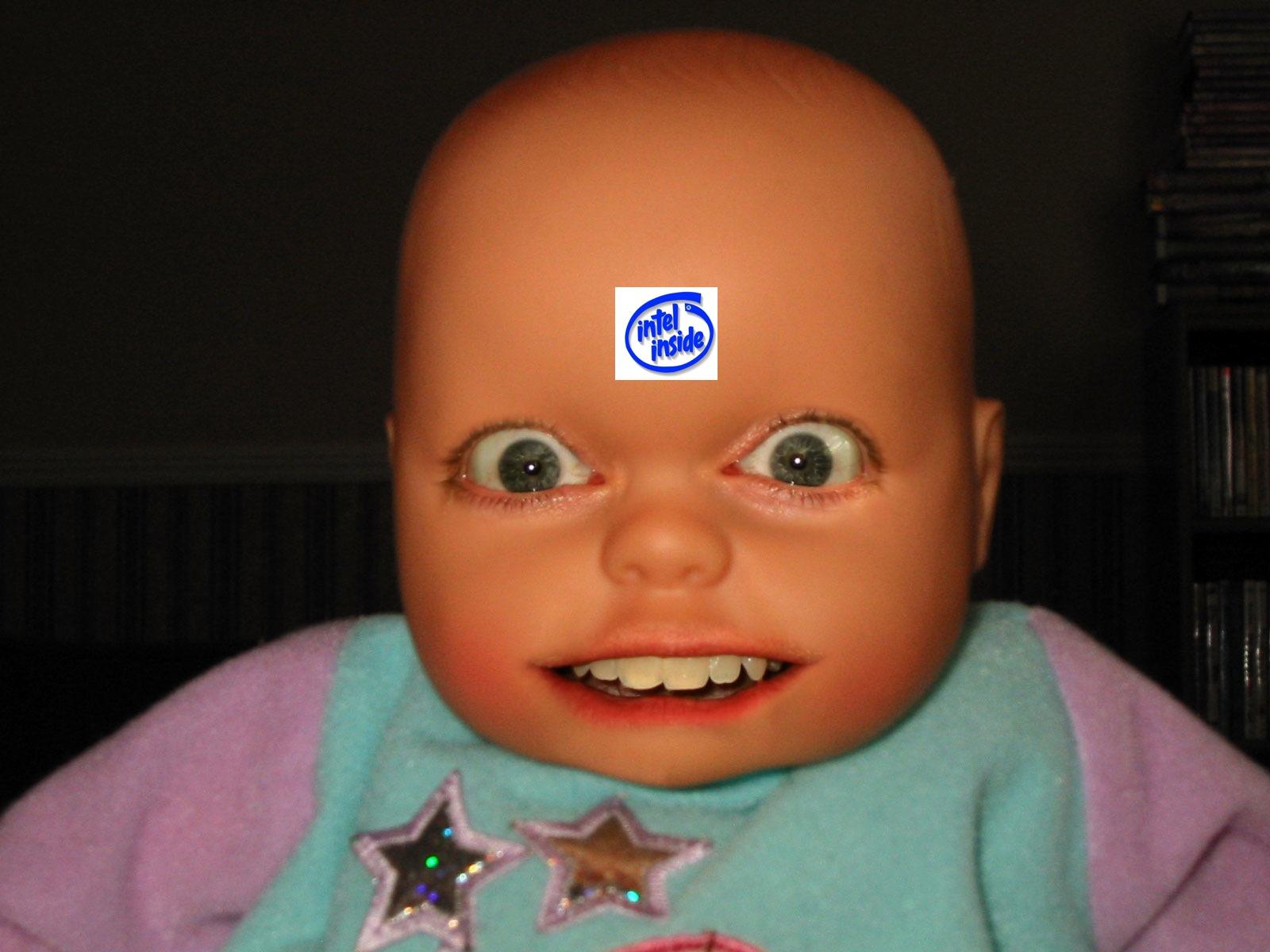 baby bad baby bad Defective Child