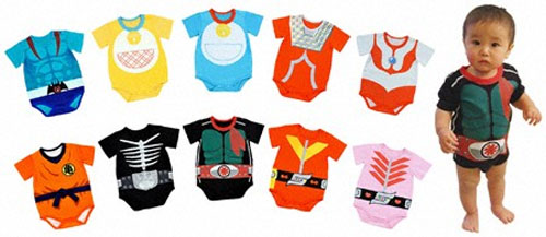 Charlieu0027s mom used to make these outfits for him when he was bad u2013that and she taped his eyelids open. But now you can buy them for your white babies to ...  sc 1 st  gambypants - WordPress.com & AZN Babies Look Better In Anime Outfits |